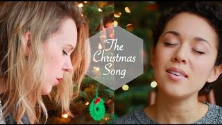 Смотреть клип Kina Grannis & Nataly Dawn - The Christmas Song