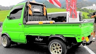 2016/SEP/25 Zeal CUP 2016 DRESS UP CAR SHOW in JAPAN modified inpor...