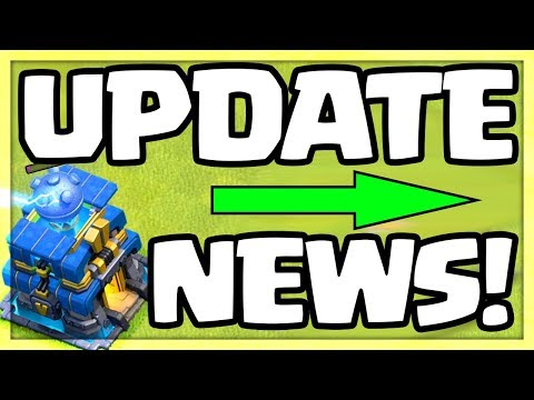 UPDATE NEWS! Clash of Clans HUGE Changes - NOW FASTER!