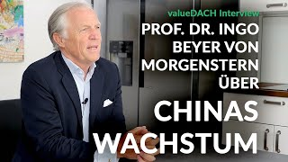 China auf dem Weg zur innovativen Weltmacht? Insider Prof. Dr. Ingo Beyer von Morgenstern berichtet