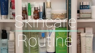 Morning Skincare Routine Thumbnail