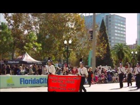 Florida Citrus Parade 2015  Shawnee Mission Northwest High School - Shawnee Mission KS