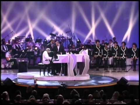 "Ray Charles ""America The Beautiful"" 1991"