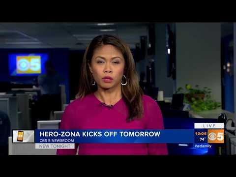 HeroZona 2017 CBS 5