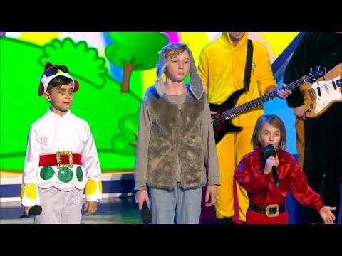 Детский КВН 2020 - Второй сезон - Девятая игра (29.06.2020)