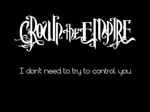 Crown The Empire - ''Move Like Jagger'' (Maroon 5 Cover) Lyric Video