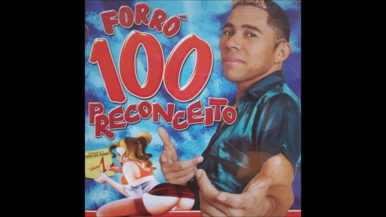 cd forro 100 preconceito vol 3