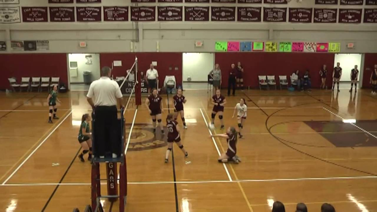 NAC - NCCS JV Volleyball  10-13-16