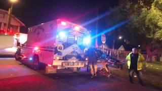 بالفيديو: إصابة 16 شخصاً بإطلاق نار في نيو أورليانز