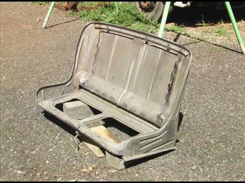 Quot How To Make Yourself A Bench Seat Quot Youtube