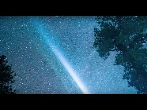 Orionid Meteor Shower 4k - Amazing Timelapse || WooGlobe