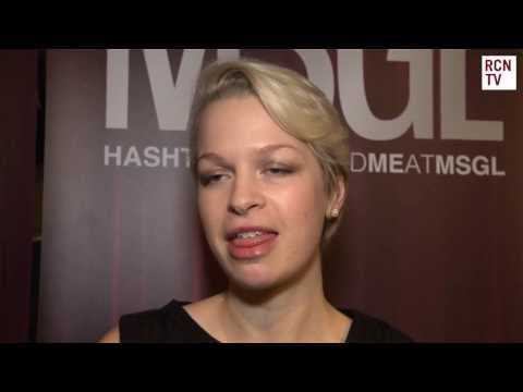 Sian Breckin   Starred Up & Truckers