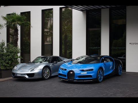 BEST PLACES TO FIND SUPERCARS IN MILAN