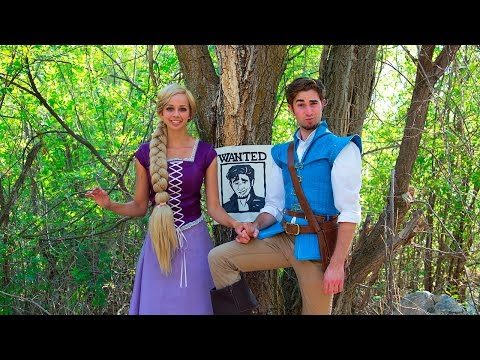 Treat You Better - Tangled Style