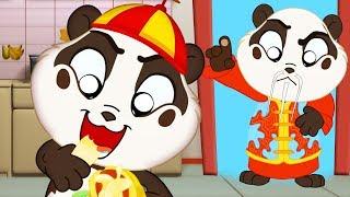 Johny Johny Yes Papa China Version - Panda Bo Nursery Rhymes & Kids Songs