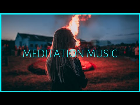 1 HOUR Relaxing Music For Stress Relief With Fireplace Sounds. Zen Meditation music.