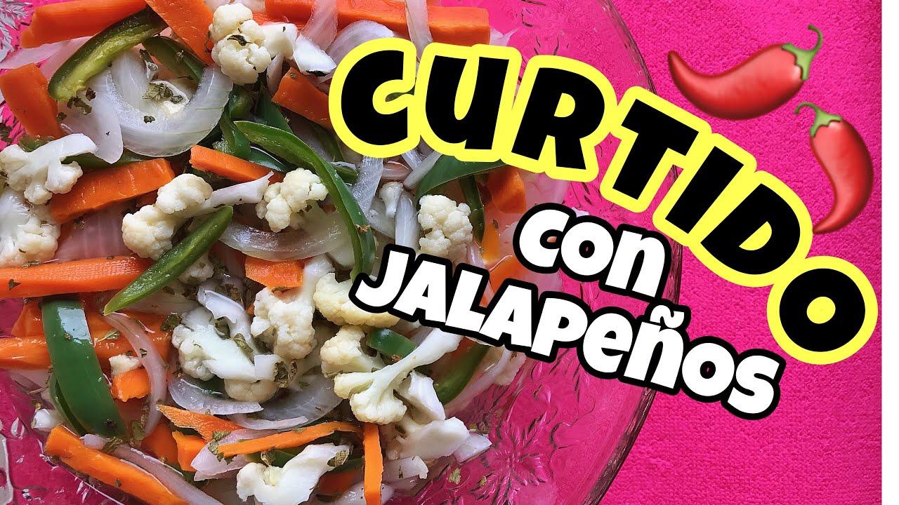 Como Hacer Curtido De Jalapenos Con Coliflor Cebolla Y Zanahoria Youtube 100 gramos de zanahorias contiene 9,6 gramos de carbohidratos, 2,8 gramos de fibra, no tiene proteína, 69 miligramos de sodio, y 88,29 gramos de agua. como hacer curtido de jalapenos con coliflor cebolla y zanahoria