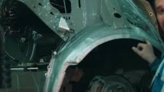 Кузовной ремонт LEXUS ES