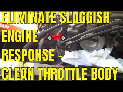 How To Clean Your Car's Throttle Body