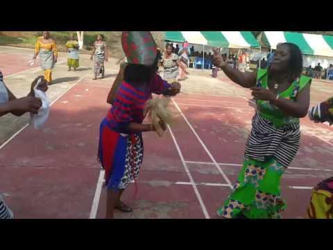 Danse Toura: Le kpènè