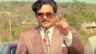 Shatrughan Sinha, Dalip, Shakti Kapoor, Dil Tera Diwana - Scene 1/14