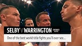 Fight of the year! Josh Warrington v Lee Selby full fight (2018)