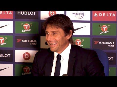 Arsenal 0-0 Chelsea - Antonio Conte Full Post Match Press Conference - Premier League