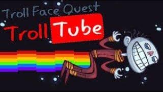 Al Inodoro,¡y mas haya! | TrollFace Quest 7 TrollTube