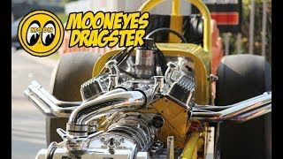 Mooneyes Dragster Down Under
