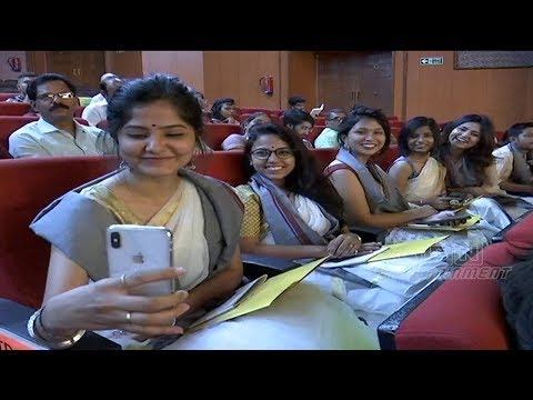 NIFT Graduation Ceremony In Hyderabad | National Institute Of Fashion Technology | ABN Entertainment