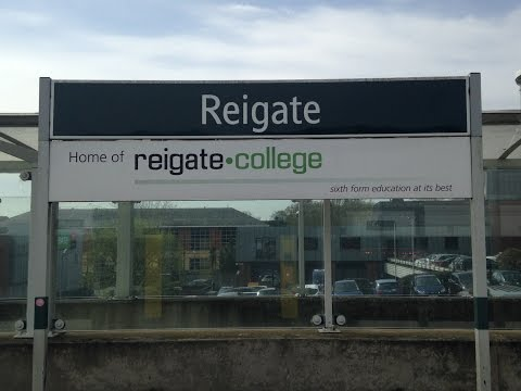 Full Journey on Southern from Reigate to London Victoria