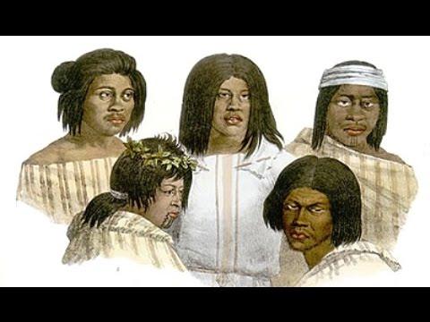 TRUE INDIGENOUS PEOPLE IN AMERICA THE TRUE NATIVE AMERICANS  ( MUURS = BLACK INDIANS)