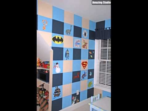 Boys Bedroom Ideas 5 Year Old   YouTube