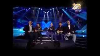 """Holograf - &quotCat de departe"""" - X Factor Romania, sezonul trei"""