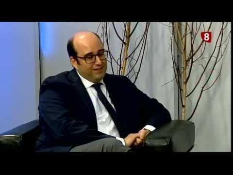Doctor Fernando Callejo en programa Cita Previa de la 8 Burgos