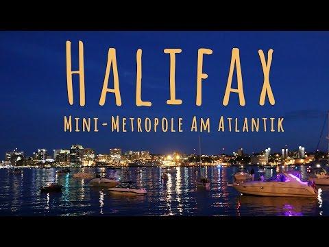 HALIFAX | Impressionen aus der Mini-Metropole am Atlantik | Kanada City Tour