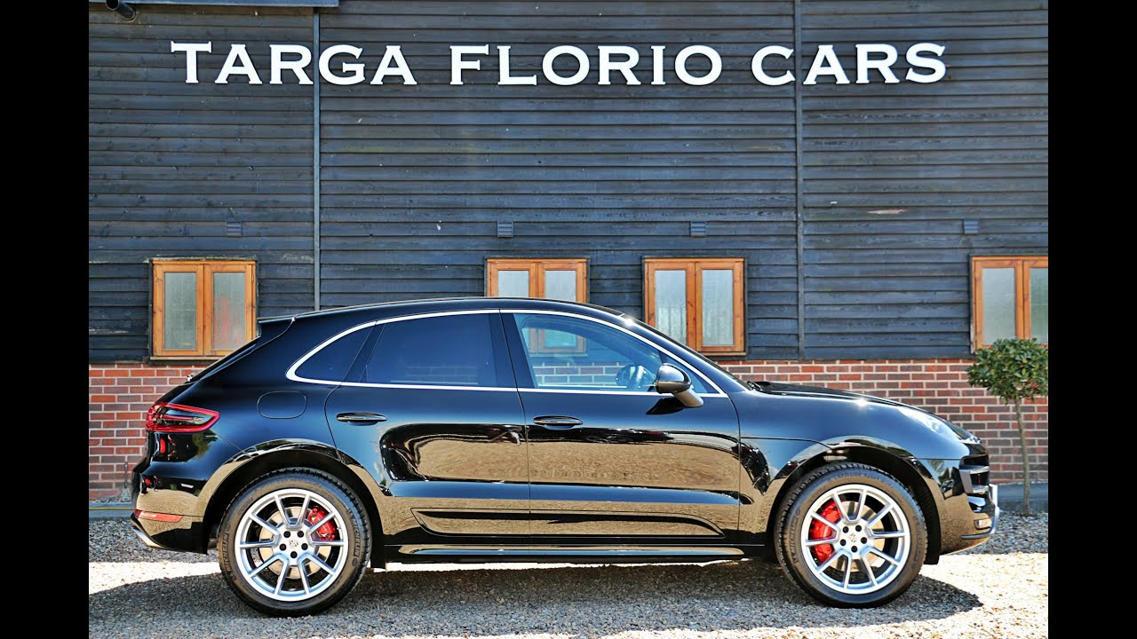 Porsche Macan Turbo 3 6 V6 400bhp Pdk 7 Speed Automatic In