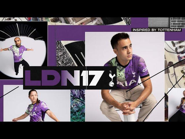 Introducing Spurs' new 2021/22 Nike Third Kit!