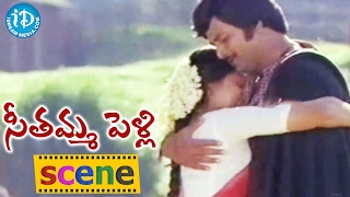 Seethamma Pelli Movie Scenes - Mohan Babu Discharges From Hospital || Revathi || Murali Mohan