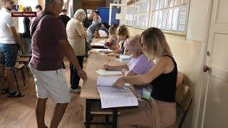 Как проходит голосование в регионах Украины