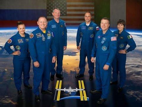 LIVE Third ISS Expedition 42 NASA Spacewalk