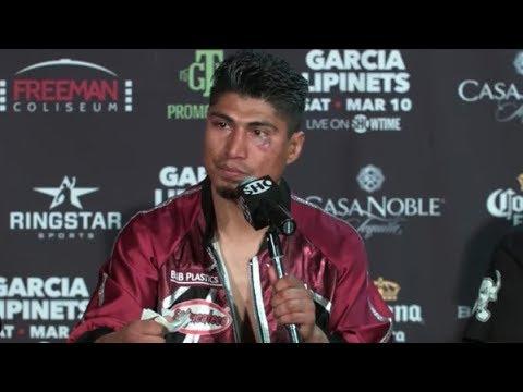 Garcia vs. Lipinets: Post-Fight Press Conference | SHOWTIME CHAMPIONSHIP BOXING