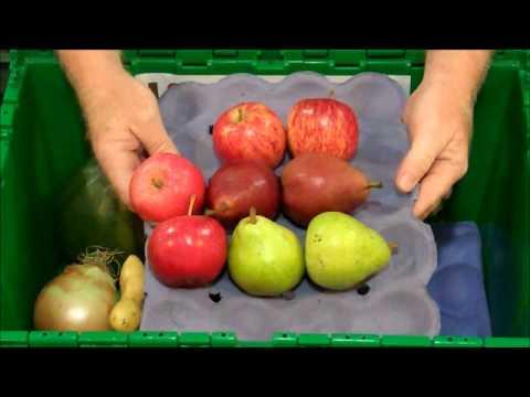 San Francisco's Local Organic Produce Box: Oct 7th - 12th