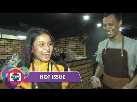 Gaya Kece Putri Isnari Menikmati Wisata Kuliner - Hot Issue Pagi