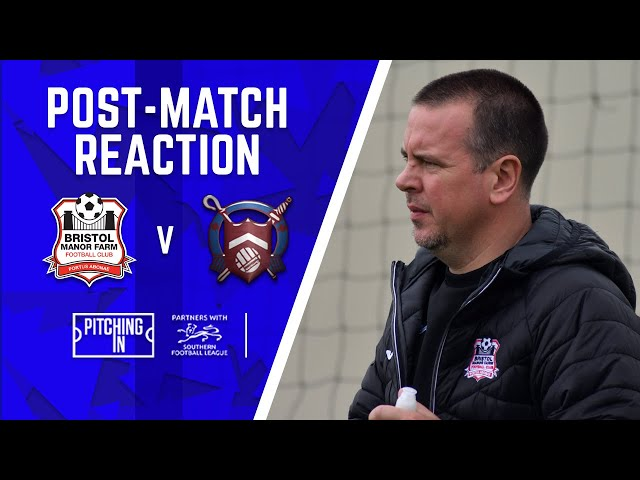 POST-MATCH REACTION: Bank holiday victory against Mangotsfield