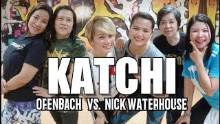 KATCHI by Ofenbach Vs. Nick Waterhouse | Jingky Moves | Zumba | Dance Fitness