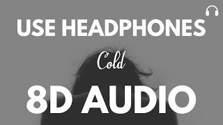 NEFFEX - Cold (8D Audio)