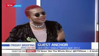 One on one with Alicios (Part 2) |Guest Anchor