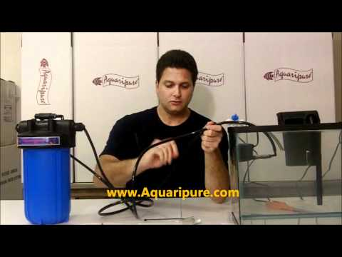 Aquaripure nitrate filter