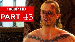 The Witcher 3 Gameplay Walkthrough Part 43 [1080p HD] Witcher 3 Wild Hunt - No Commentary